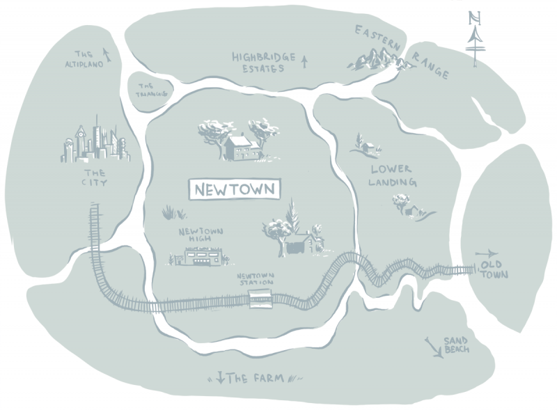 Greater Newtown and Environs