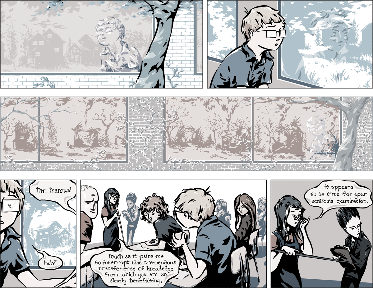 Last Train to Old Town, page 9