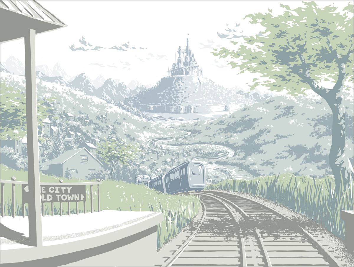 Last Train to Old Town, Chapter One, Page 20